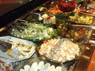Restaurantes Italianos na Rua Joaquim Floriano