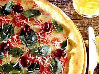 Pizzeria Cézanne - Paraíso/bares/fotos/marguerita.jpg BaresSP