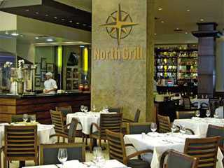 North Grill - Shopping Frei Caneca