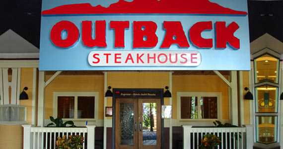 Outback Steakhouse - Shopping Anália Franco