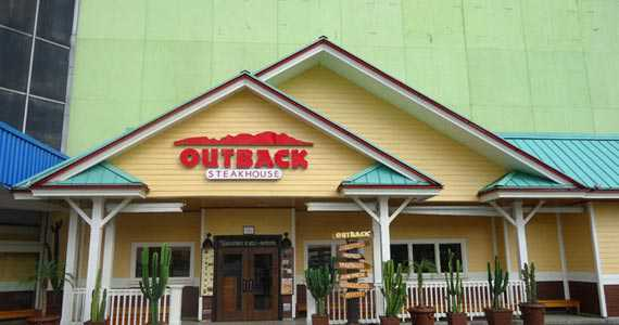 Outback Steakhouse - Center Norte