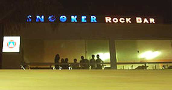 Snooker Rock Bar - Santana