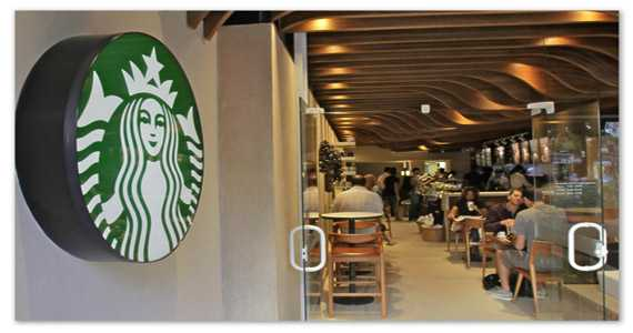 Starbucks Avenida Berrini