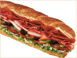 Subway - Itaim