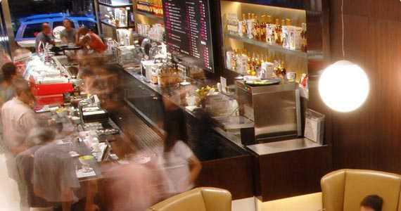 Cafeterias na Alameda Lorena