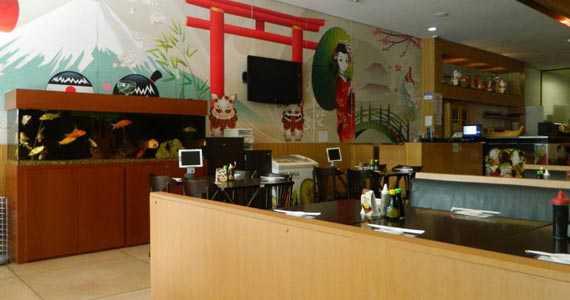 Restaurantes Japoneses na Rua Joaquim Floriano