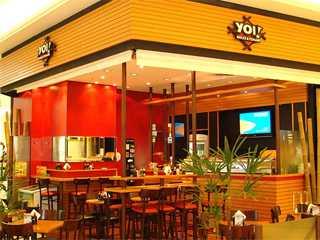 Restaurantes Japoneses na Avenida Rebouças