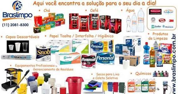 Braslimpo Comercial Ltda. BaresSP 570x300 imagem