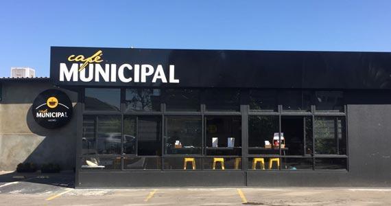 Café Municipal - Mercês