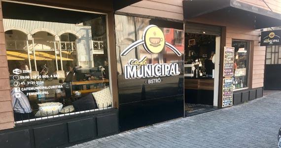 Café Municipal - Centro