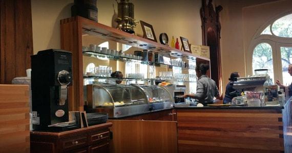 Café do Paço - Senac