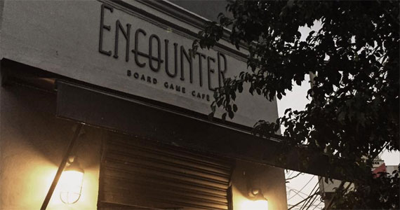 Encounter Board Game Café