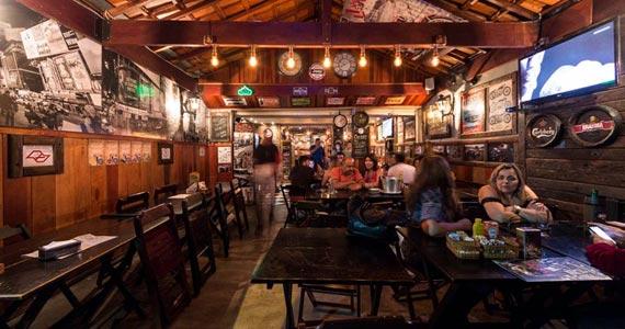 ... O Rústico Bar ...