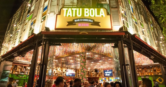 Tatu Bola Bar - Berrini