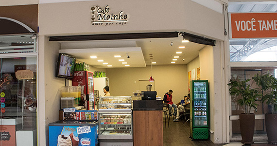 Café Moinho - João Dias
