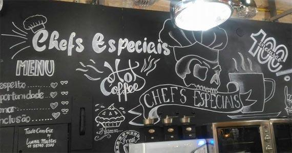 Chefs Especiais Café