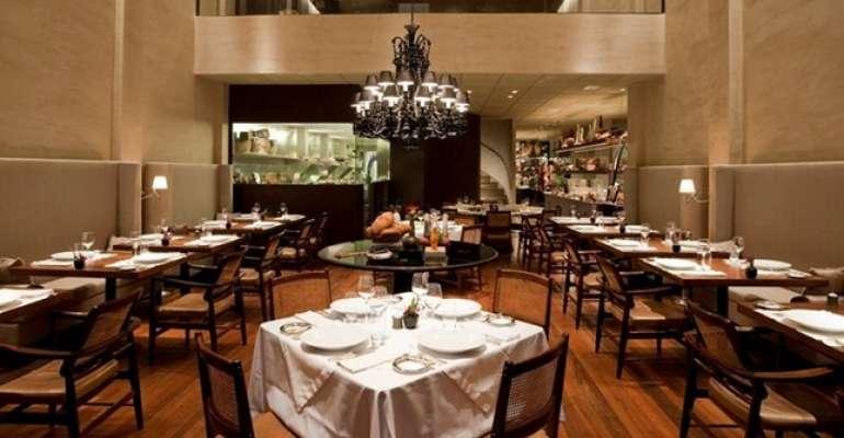 D O M Restaurantes Cerqueira Cesar Sao Paulo Baressp