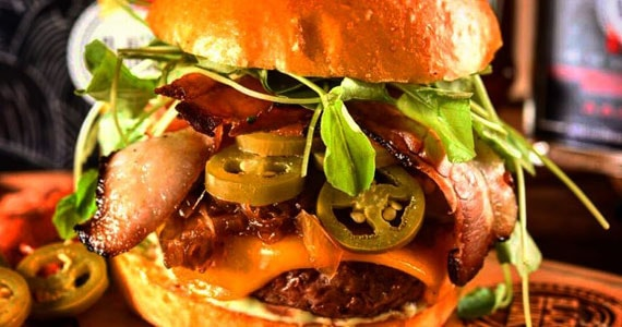 BlackTrunk Steak n´Burger - Vila Madalena
