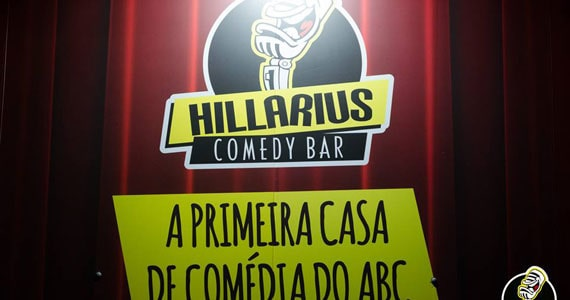 Hillarius Comedy Bar ABC
