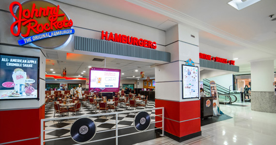 Johnny Rockets - Shopping West Plaza