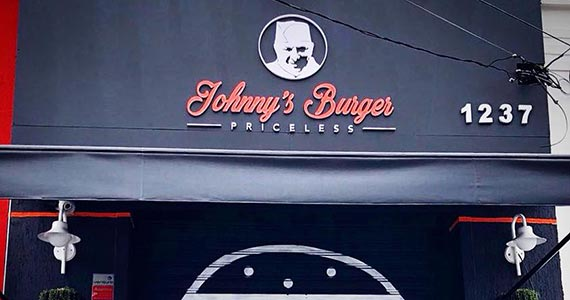 Johnny's Burger Priceless