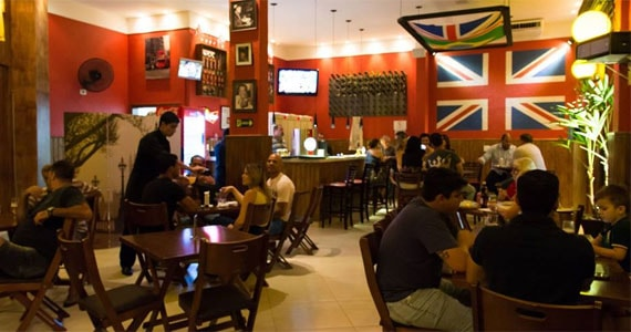 The London Pub Guarujá