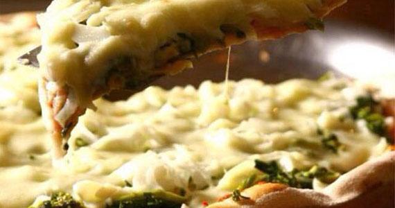 Pizzarias no Brooklin