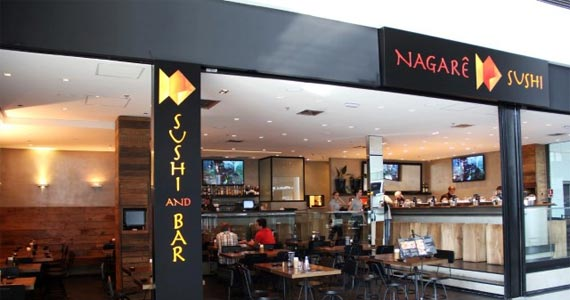 Nagarê Sushi - Aeroporto de Guarulhos, s/n/bares/fotos2/nagare_sushi_term3.jpg BaresSP