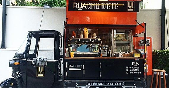 Rua Coffee Roasters - Vila Olímpia