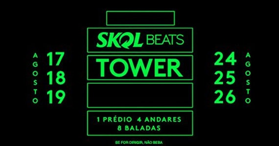 Skol Beats Tower