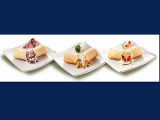 Jin Jin Wok promove 2º Festival de Rolinhos com três novos sabores da receita Eventos BaresSP 570x300 imagem