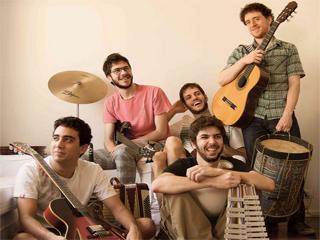 Banda 5 a Seco faz show de gravação do primiero CD/DVD no Auditório Ibirapuera Eventos BaresSP 570x300 imagem