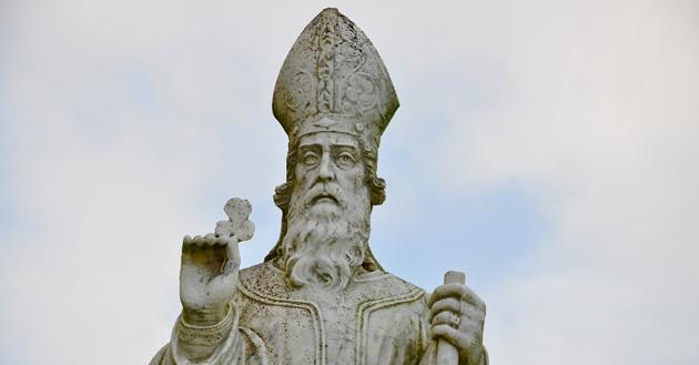 Saint Patrick: O Padroeiro dos Irishmen Eventos BaresSP 570x300 imagem