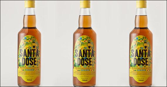 noticiasSanta Dose lança cachaça com mel e limão com nova roupagem BaresSP imagem