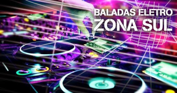 Conheça as baladas da Zona Sul com os hits da música eletrônica BaresSP