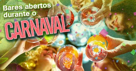 Confira alguns Bares de São Paulo que estarão abertos durante o Carnaval! Eventos BaresSP 570x300 imagem
