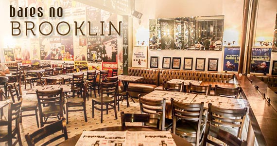 Peixes e Frutos do MarConfira alguns bares na região do Brooklin em São Paulo BaresSP imagem