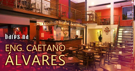 Bares na Engenheiro Caetano Álvares Eventos BaresSP 570x300 imagem
