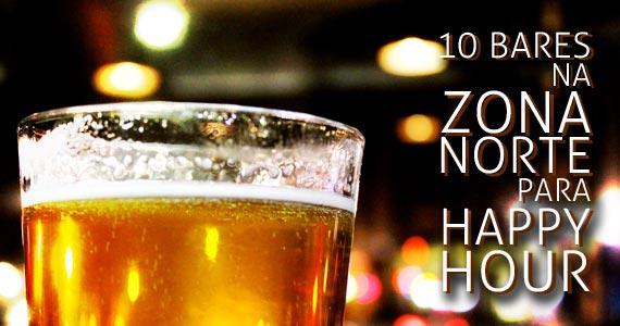 Confira 10 bares na zona Norte para aproveitar o happy hour com os amigos Eventos BaresSP 570x300 imagem