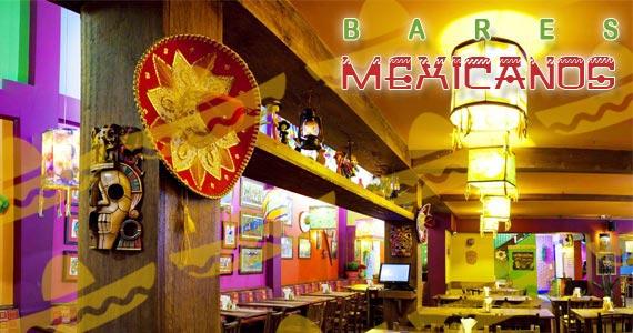 Confira as melhores opções de Bares Mexicanos em São Paulo e aproveite! Eventos BaresSP 570x300 imagem