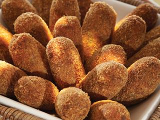 Sugestão de receita Café Caboclo: Croquete de Costela  Eventos BaresSP 570x300 imagem