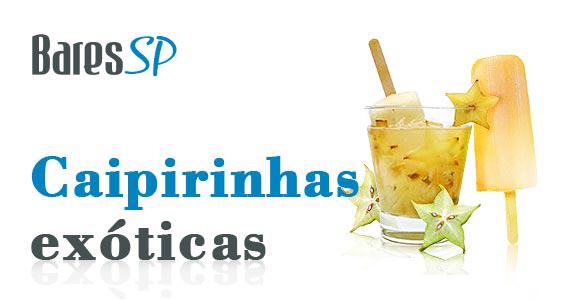 noticiasVeja como preparar 5 receitas de caipirinhas diferentes para os amigos BaresSP imagem