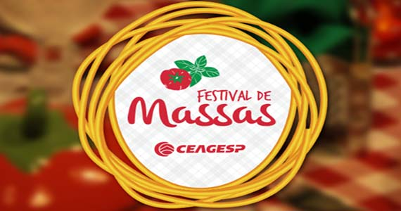 Ceagesp realiza Festival de Massas com mais de 30 opções de pratos até 08 de maio Eventos BaresSP 570x300 imagem