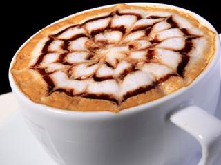 Presidente do Café Gourmet Santa Monica ensina receita de Chocolate Coffee Eventos BaresSP 570x300 imagem
