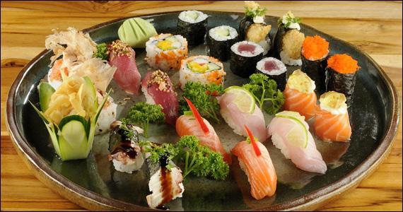 Dia do Sushi no restaurante Kiichi tem novidades no cardápio Eventos BaresSP 570x300 imagem