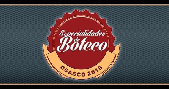 Prefeitura de Osasco realiza 1º Concurso Especialidades de Boteco em novembro Eventos BaresSP 570x300 imagem