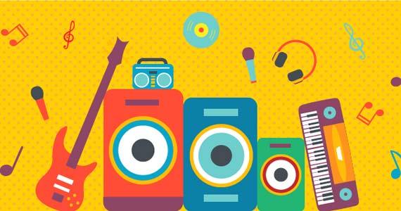 Fábricas de Cultura abrem inscrições gratuitas para gravação em estúdio Eventos BaresSP 570x300 imagem