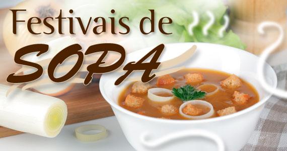 Restaurantes em São Paulo oferecem festivais de sopa durante o inverno BaresSP