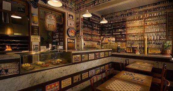 Em Agosto o Frangó Bar completou 25 anos de tradição com variedade de rótulos de cerveja Eventos BaresSP 570x300 imagem