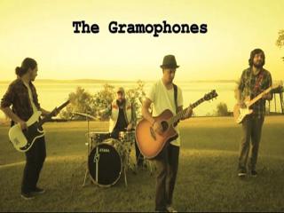 A banda de rock The Gramophones se apresenta na Virada Cultural 2012 Eventos BaresSP 570x300 imagem